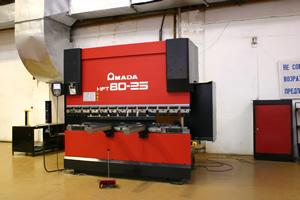 Электро-механический цех Гидравлический гибочный пресс модели HFT 80-25